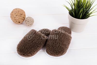 фото меховых тапочек