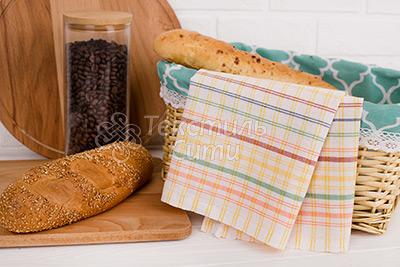 Кухонные полотенца Лён