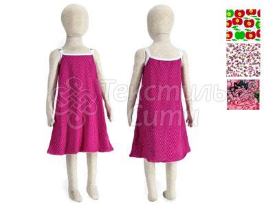 Детские платья сарафаны и юбки оптом
