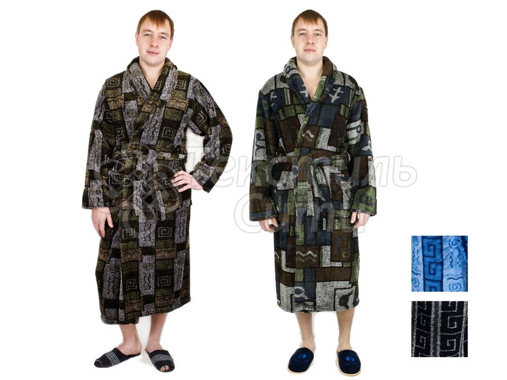 мужской халат велсофт оптом
